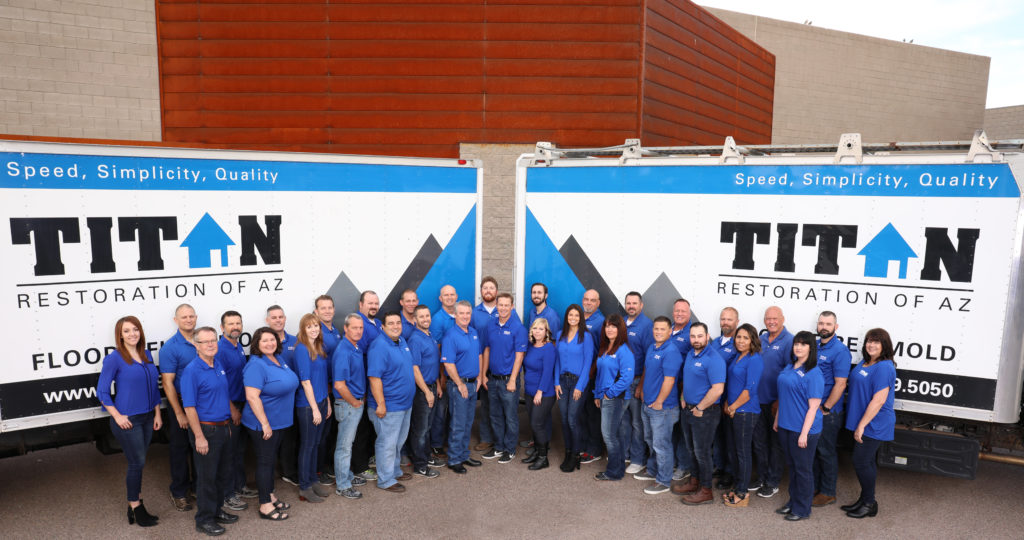 Titan Restoration Team