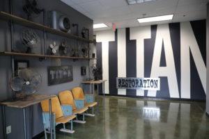 Titan Restoration Office