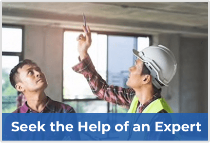 Seek The Help Of An Expert