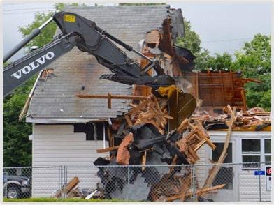 Mitigation And Demolition