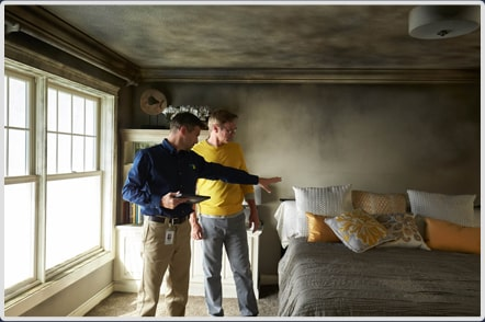 Methods To Clean Up Fire Damage