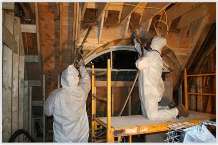 Fire Mitigation Technicians