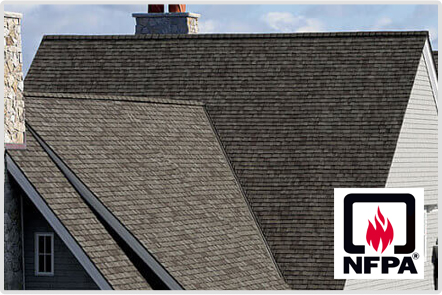 Non Rated Roof Materials