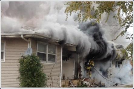 Fire Smoke Causes